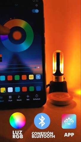LED RGB, LED ROMPENIEBLA