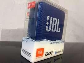 JBL GO2 Blue by Harman