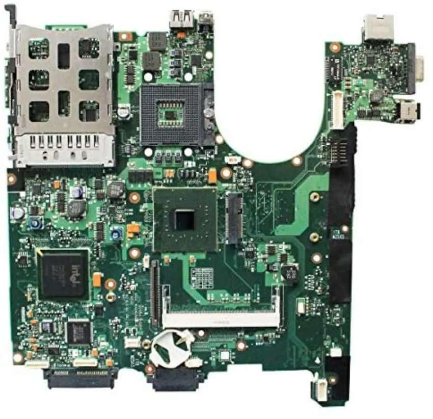 Placa madre laptop compaq nx 7300