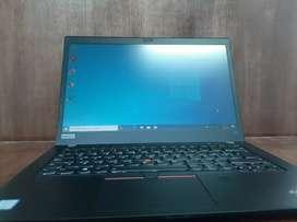 Portátil Lenovo Thinkpad T480s  Core i7 de 8generacion
