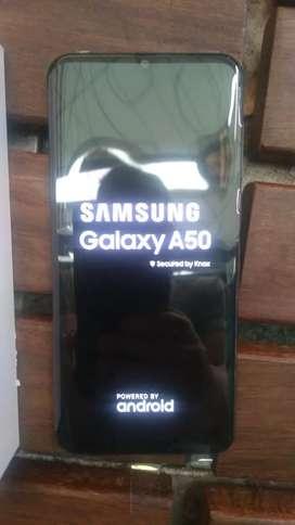 Vendo celular Samsung A 50 ,nuevo en caja