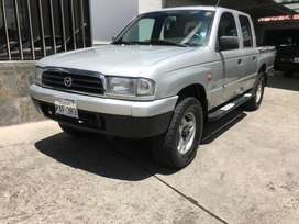 MAZDA B2600 CABINA DOBLE HIGH AÑO 2001 4x4
