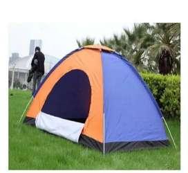 Combo Carpa Camping 3 Personas + Colchón + Bomba