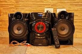 Equipo de Sonido Samsung MX-H630/ZX