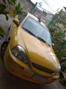 Se vende taxi y puesto de la cooperativa Homero López, precio negociable, o solo puesto a $12000 (negociable)