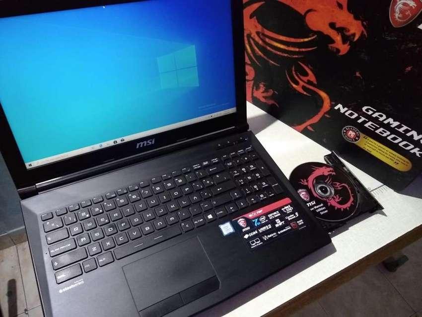Portátil Msi I5 7300hq Gtx 960m Ssd 0