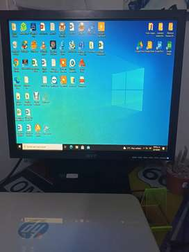 Monitor marca acer