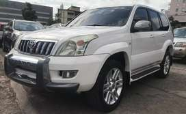 Toyota prado 2008 4x4 Diesel manual NO NEGOCIABLE.