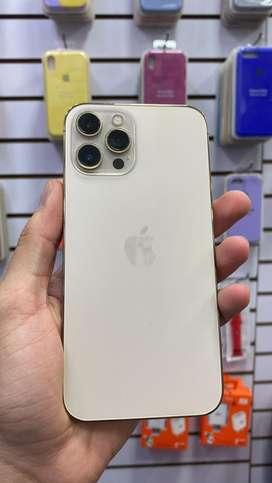 iPhone 12Pro Max 256Gb Dorado Como Nuevo