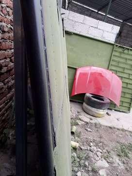 Puerta de garaj