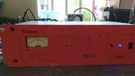 Transmisor FM de 88 @ 108 mhz 50 watts