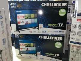 Televisor challenger 43'