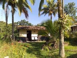 Arriendo casa campestre en el caney cerca a porce ideal en aislamiento