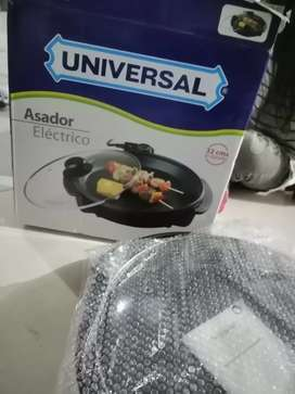 ASADOR ELÉCTRICO MARCA UNIVERSAL