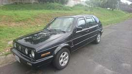 Volkswagen Golf 89