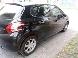 Vendo Peugeot 2013 buen auto