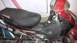 Moto corven 110