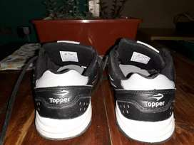 Zapatillas topper