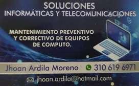 Soluciones Informáticas y Telecomunicaciones