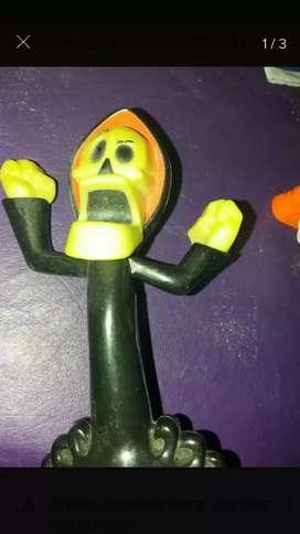 Halloween decoración juguetes luminoso