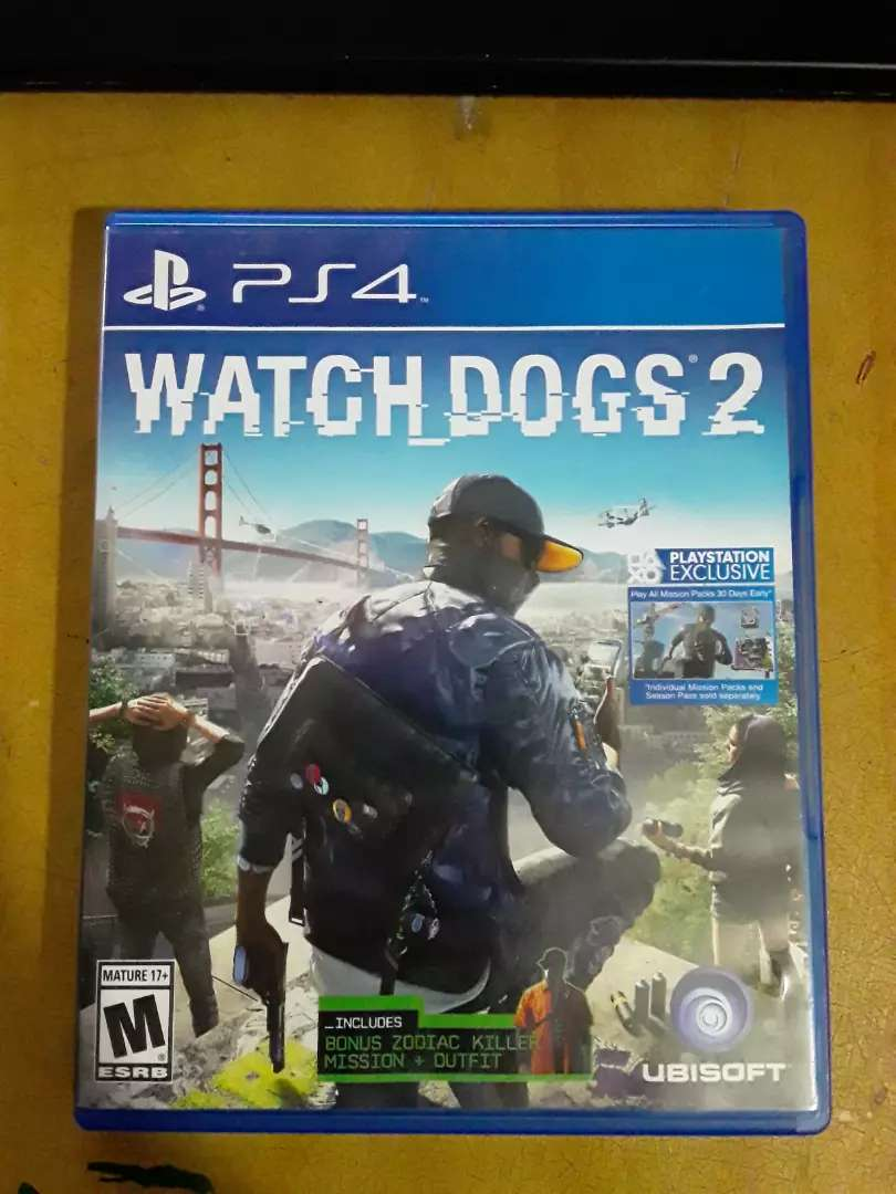 Watch Dogs 2 0