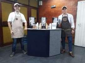 Estación de Café para Eventos