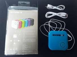 Altavoz Boombox Portátil convierte  prácticamente cualquier cosa un altavoz