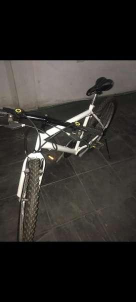 Mountain Bike Rodado 24 18 cambios