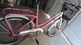 Vendo bicicleta como nueva rodado 24