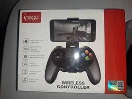 Control ípega 9078,con soporte de sistema Android- IOS, con conexión Bluetooth.