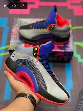 Tenis Nike Jordan 35 caballero