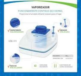 Vaporizador silfab