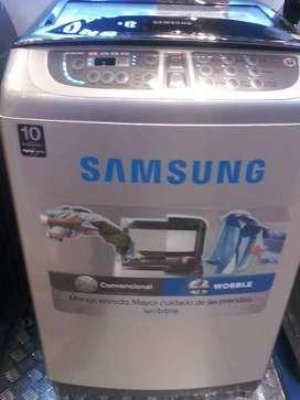 ¡¡Aproveche¡¡ se vende hermosa lavdora nueva para extrenar de 38 libras  marca SAMSUNG- ECOLOGIACA
