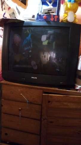 TV 29 pulgadas funcionando