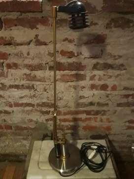 Vendo lampara bronce