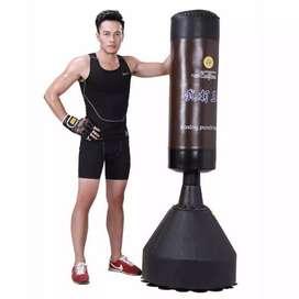 Saco de Boxeo con Base o Pedestal