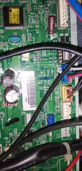 Venta y reparación d tarjetas inverter aires acondicionados