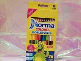 Colores x12 NORMA