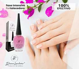 Base fortalecedora para uñas