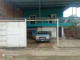 Casa de venta en Chone a una cuadra del hospital Napoleön Davila Cordova