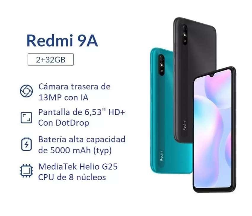 Xiaomi Redmi 9A 32gb Original y Nuevo 0