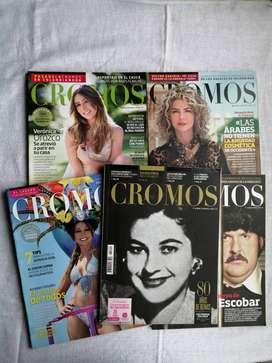 Revistas Cromos