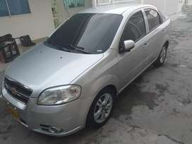 Vendo chevrolet aveo emotion