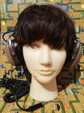 Antiguos Audífonos KOSS K/6ALC 1978 HiFidelity Stereophone Usados