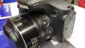 Camara Canon SpottingShot SX60HLS REACONDICIONADA