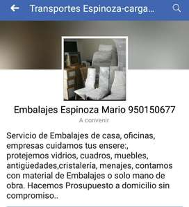 Embalajes Espinoza Mario