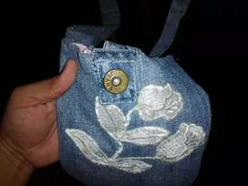 Bolso tipo mochila