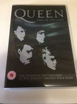 QUEEN Days Of Our Lives DVD impecable