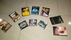 ¡Ganga! Colección con más de 60 películas en DVD, 50 Cds, 20 Video Games y algo más!