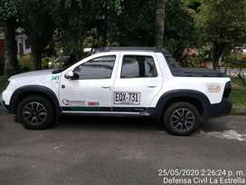 Camioneta Renault Duster oroch 4*2